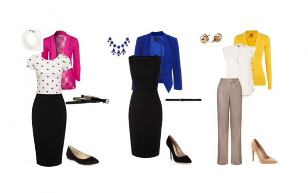 How To Dress For A Professional Interview Attire Makeup ...